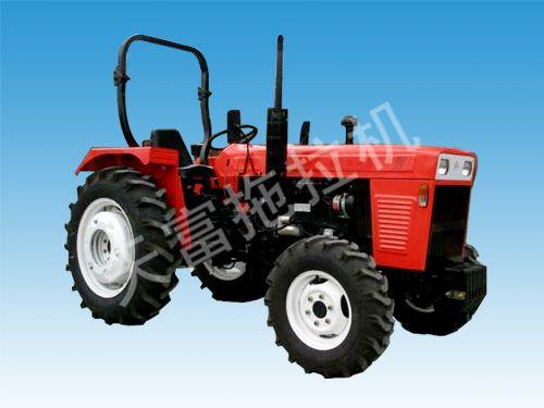554 轮式拖拉机